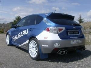 Subaru Impreza 2,5 STI