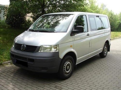 Combi Court Picture: Volkswagen Transporter Combi Court 2.5 T : Joomil.ch