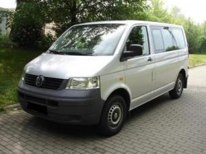 Volkswagen Transporter combi court 2.5 t