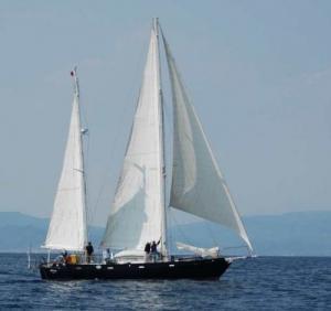 Croisière voilier avec skipper 2 semaine