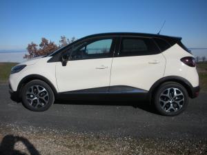 Renault Captur Intens Energy TCe 150 Ivoire 200 km