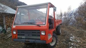 Transporter Bucher G 2400 S 4x4