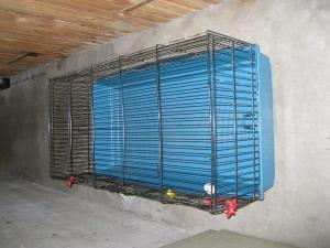 Cage pour rongeurs ou lapins