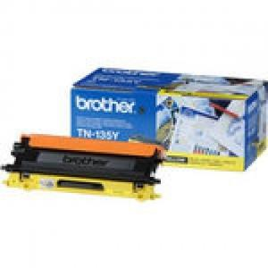 Brother TN135Y Cartouche de toner-yellow