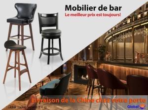 Mobiliers de bar