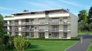 HOME SERVICE vous propose un appartement de 2.5 pièces avec balcon.